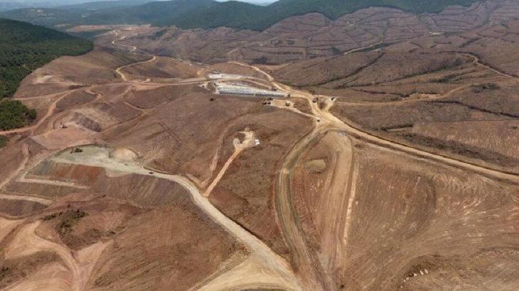 Kazdağları'ndaki ağaçları katleden Alamos Gold, Türkiye'ye karşı 1 milyar dolarlık tahkim süreci başlattı
