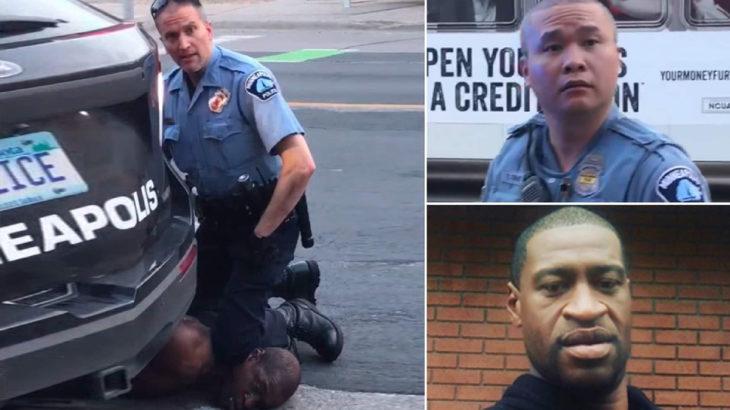 George Floyd'un öldürülmesi davasında üçüncü polis de serbest kaldı