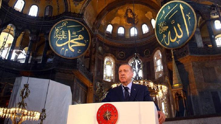 TKH: Ayasofya, ne ülkemizi ne de emekçileri kurtaracaktır!