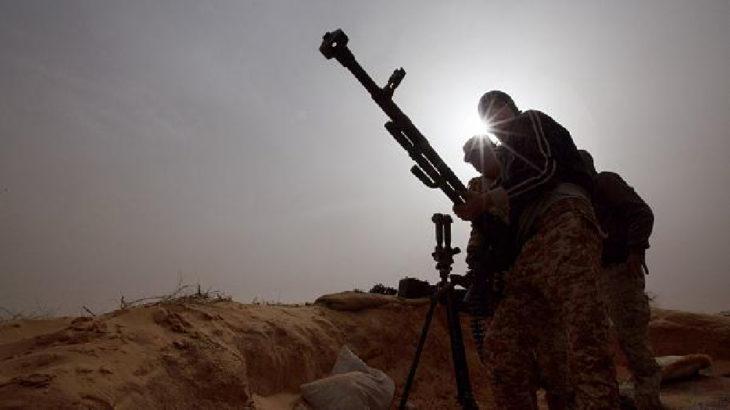 'Türkiye Libya'ya yaklaşık 3 bin 800 paralı asker gönderdi'