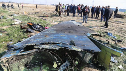İran'dan Ukrayna uçağıyla ilgili yeni açıklama
