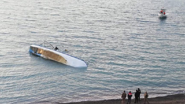 Van Gölü'nde sığınmacıları taşıyan kaçakçının ifadesi ortaya çıktı