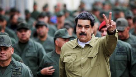 Venezuela ordusu: Hava sahamıza giren ABD uçağını imha ettik