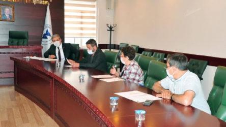 Yozgat'ta AKP'liler arasında ihale kavgası