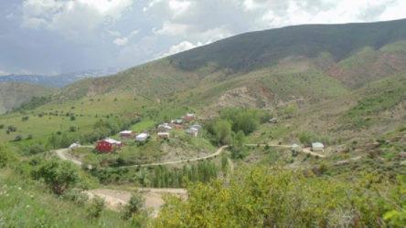 AKP'ye oy çıkmayan Alevi köyüne asfalt yok!