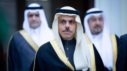 Suudi Arabistan, Türkiye'nin Kuzey Irak operasyonunu kınadı