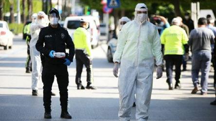 Ankara'da koronavirüs denetimde 206 bin lira ceza kesildi