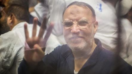 Müslüman Kardeşler'in bir lideri daha kalp krizinden öldü
