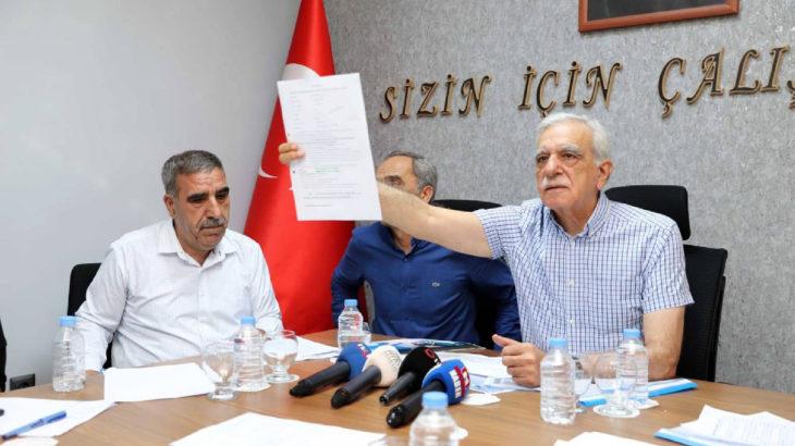 Ahmet Türk: Mardin Belediyesi'ni tamamen soymuşlar