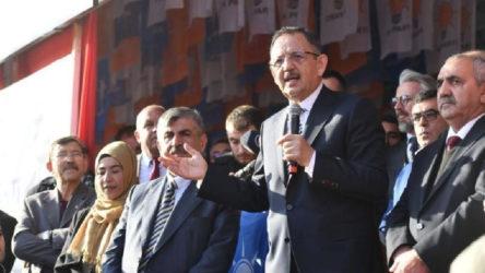 Özhaseki: AKP'li belediye başkanları yokluk içinde harikalar oluşturdular