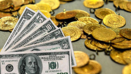 Altının ons fiyatı 100 dolar birden geriledi