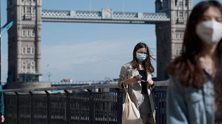 İngiltere'de 3.4 milyon kişi enfekte olmuş olabilir