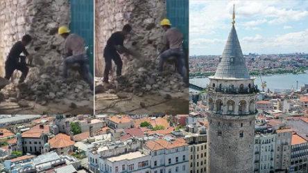 Galata Kulesi 'restorasyon' skandalı istifa getirdi