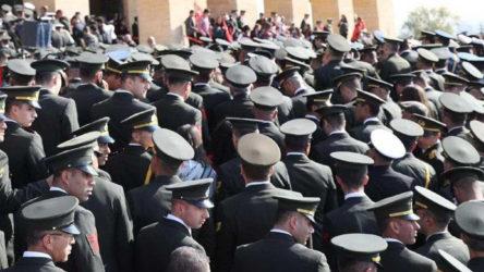TSK'da 600 albay re'sen emekliye sevk edilmiş