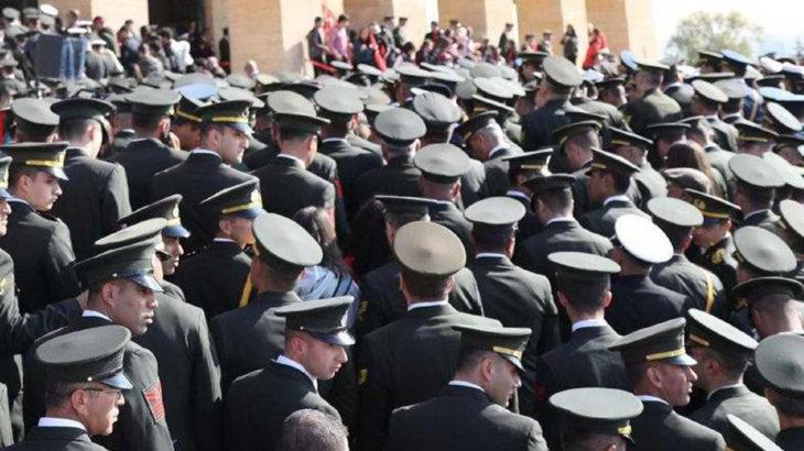 İstifa eden generallerin sayısı her gün artıyor: Bir sıkıntı olabilir