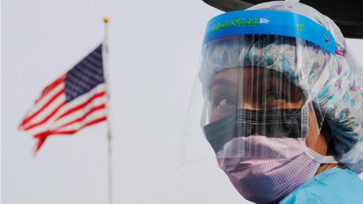 ABD'de 24 saatte Covid-19'dan 3 bin 31 ölüm: Toplam can kaybı 283 bini geçti