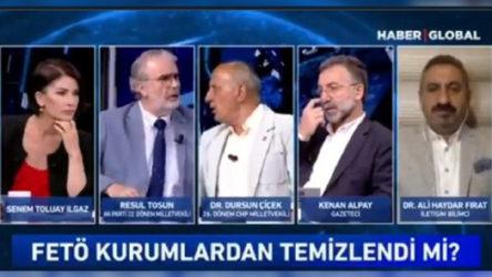 AKP'li Tosun'dan itiraf: 2004'teki MGK kararını sümen altı ettik