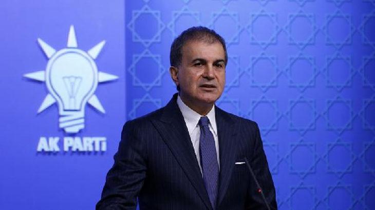 AKP Sözcüsü Ömer Çelik'ten 'İsveç' açıklaması