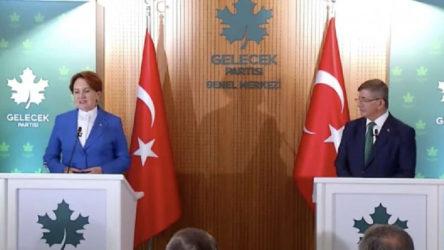 Akşener'den Biden yorumu: Erdoğan'a Trump'ın mektubunu hatırlattı