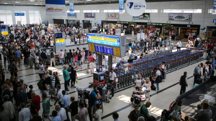 Rusya'dan Türkiye'ye 23 bin turist geliyor