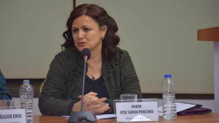 Yargıçlar Sendikası'ndan Ayşe Sarısu Pehlivan açıklaması