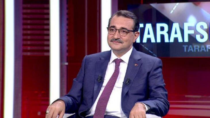 Bakan Dönmez'den 'doğalgaz keşfi' hakkında açıklama