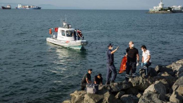 Bakırköy'de denizde cansız beden bulundu