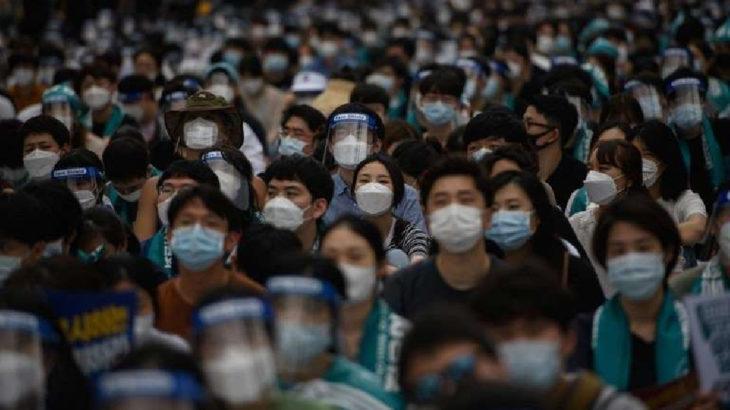 Seul'da grev yapan doktorlara hapis tehdidi!