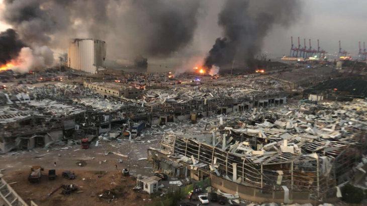 Beyrut'ta olağanüstü hal uzatıldı