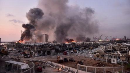 Bilanço ağırlaşıyor: Beyrut'ta 100 ölü 4 binden fazla yaralı var