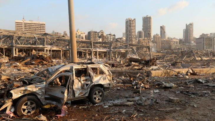 Beyrut'ta hayatını kaybedenlerin sayısı 179'a yükseldi