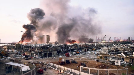 Beyrut'ta OHAL ilan edildi