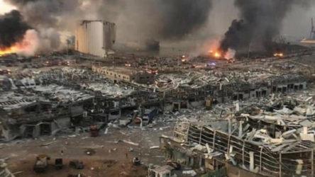 Lübnan Komünist Partisi: Bu ulusal felaketin sorumlularını tespit etmek için hızlı ve şeffaf bir soruşturma yapılmalı