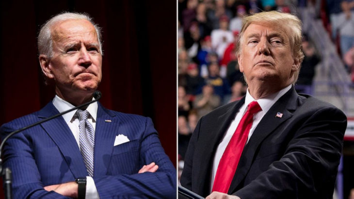 Trump'ın aklanmasına Biden'dan tepki