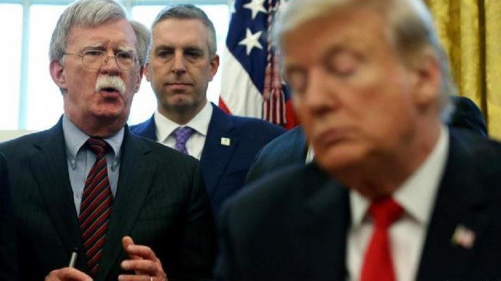 Bolton: Trump ABD'yi NATO'dan çıkarabilir