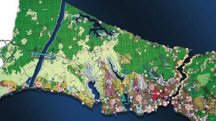Kanal İstanbul, 10 bin hektar tarım ve orman alanını yok edecek