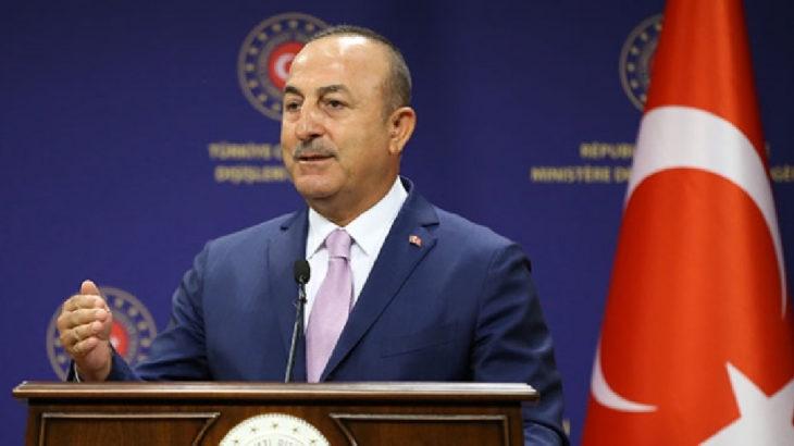 Çavuşoğlu'ndan Mısır-Yunanistan anlaşmasına tepki: Yok hükmünde