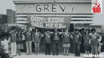 Büyük MESS grevleri