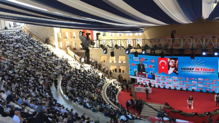 CHP'nin kongresine katılan delegenin koronavirüs testi pozitif çıktı