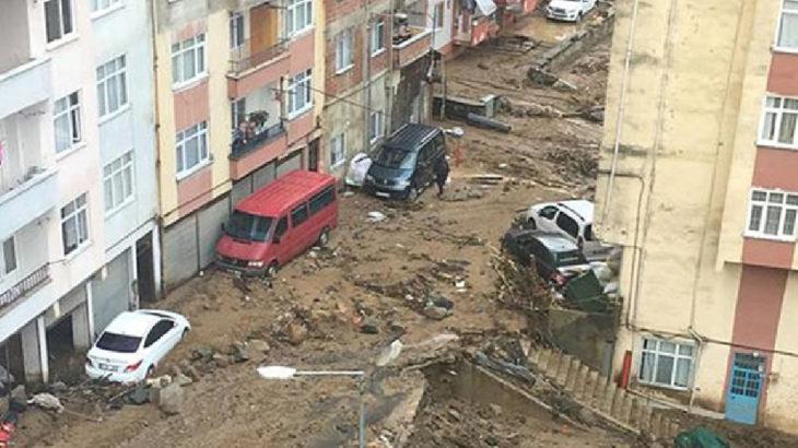 CHP'li Öztunç Giresun'daki sel felaketinin sebeplerini tek tek sıraladı