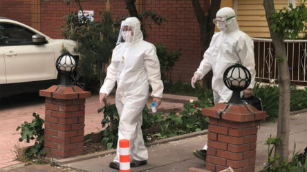 Koronavirüse yakalananların adresleri sızdırıldı!