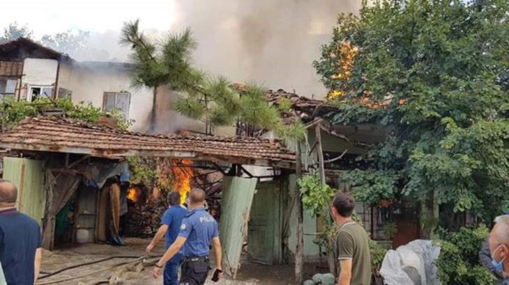 Çorum'da bir evde yangın: 5 kişi hayatını kaybetti