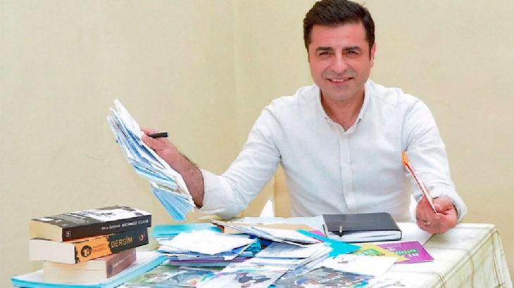 Demirtaş'ın 'özel hayata saygı hakkının ihlali' başvurusunu AİHM kabul edilemez buldu