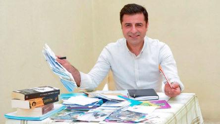 Demirtaş'ın 'buzdolabı' talebi reddedildi: Erdoğan'ın sözlerine gönderme geldi
