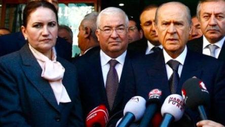 Akşener'e 'evine dön' diyen Bahçeli, MHP'lilere konuşmayın talimatı verdi