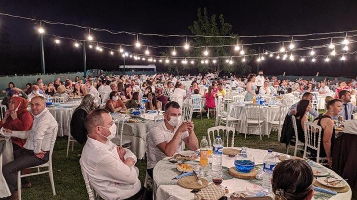 İstanbul'da düğün, sünnet ve benzeri etkinlikler için kısıtlama