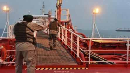 İran'dan uluslararası sularda çıkartma