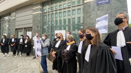 Belçikalı avukatlardan Timtik ve Ünsal'a destek: Açlık grevine girdiler