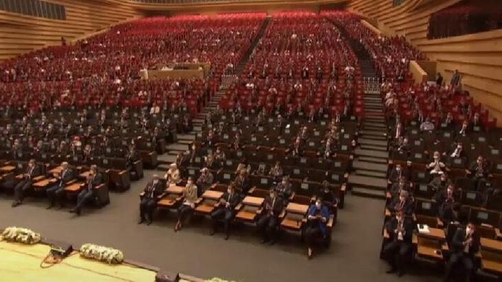 Erdoğan, partisinin Belediye Başkanlarına seslendi