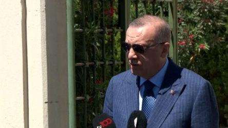 Erdoğan: BAE ile ilişkilerimizi askıya alabiliriz